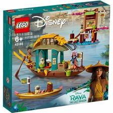 43185 レゴ ディズニー ブーンの船