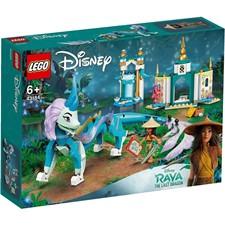 43184 レゴ ディズニー ラーヤとシスー