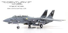 1/72 F-14D トムキャッターズ 164601