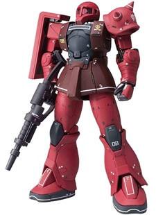 FIX METAL MS-05S ザクI(シャア専用機)