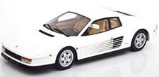 1/18 Ferrari Testarossa Monospecchio 1984 white US