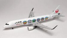 J-AIR エンブラエル190 JA254J しまじろうジェット