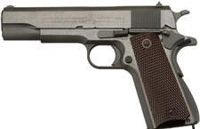 M1911A1 パールハーバーブラストパーカー ガスブロ