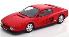 1/18 Ferrari Testarossa Monospecchio 1984 red