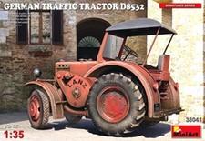 1/35 ドイツ製トラフィック トラクター D8532
