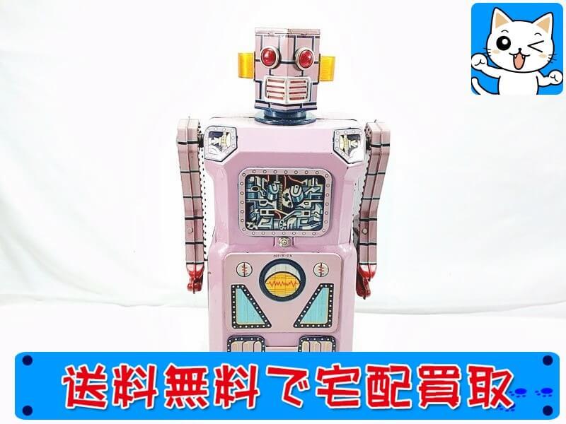 増田屋 ブリキロボット