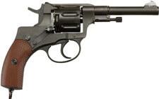 ナガンM1895 リボルバーモデルガン