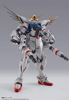 METAL BUILD ガンダムF91 CHRONICLE WHITE Ver.