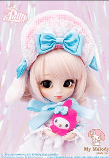 My Melody pink ver.