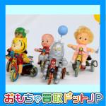 ブルマァクやポピーなど三輪車ブリキ大集合!!