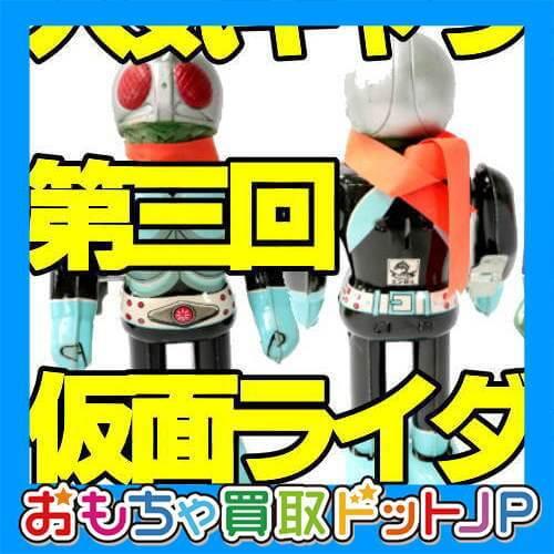 人気キャラクター紹介№3『仮面ライダーシリーズ』