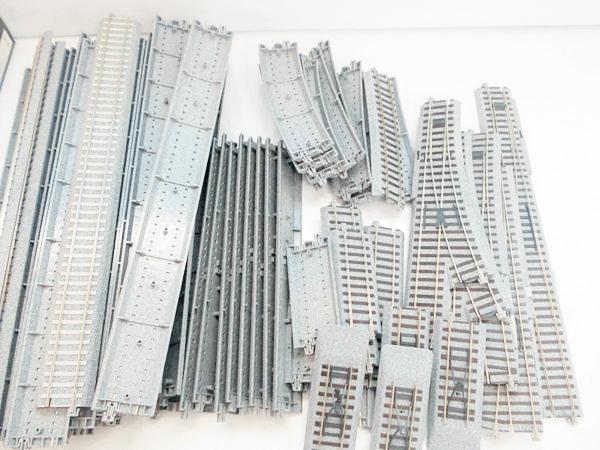 鉄道模型使用済みレール 買取