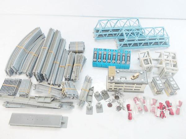 鉄道模型の各種ストラクチャー 買取