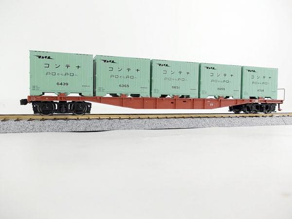 鉄道模型のコンテナ 買取